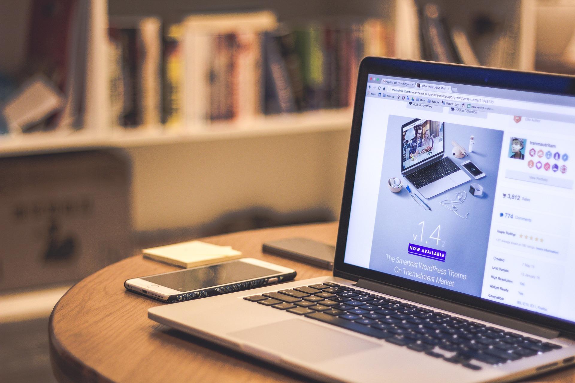 Ny billig hjemmeside til markeds bedste pris